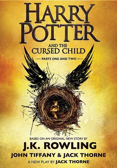 harry potter and the cursed child book review pdf