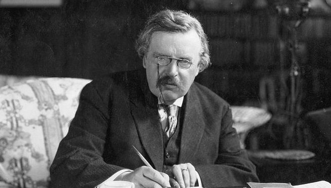 Chesterton on Crony Capitalism is Socialism | The News and ...